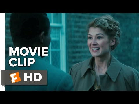 A United Kingdom Movie CLIP - I Am His Heir (2017) - Rosamund Pike Movie
