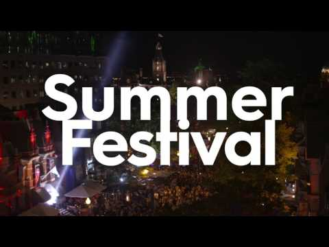 Québec City - BIG ON Summer Music Festival!