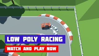 Low Poly Racing · Game · Gameplay