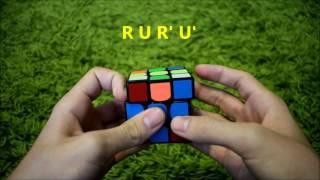 Cum sa rezolvi un cub rubik?