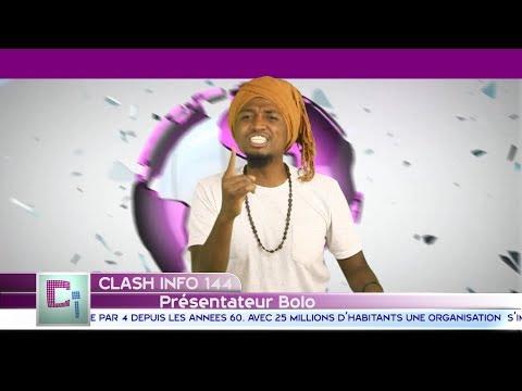 Clash Info éd 144 du 21 Janvier 2018 - L'actualité by Amen communication