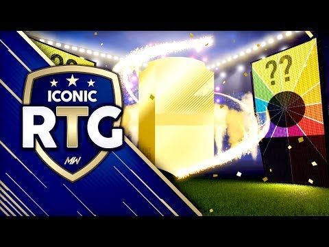 BRAND NEW FIFA 18 SERIES! - THE ICONIC ROAD TO GLORY! #1