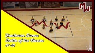 Battle of the Classes  Freshman Dance