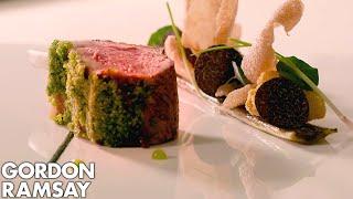 Cooking at Pétrus with Gordon & Neil Snowball – Gordon Ramsay