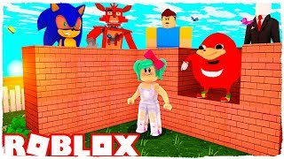 🤘ROBLOX - BUILT TO SURVIVE THE CREEPYPASTA