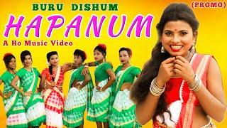 NEW HO SONG 2021   BURU DISHUM HAPANUM (PROMO)   Ft. ANJALI & RANJIT