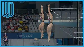Dolores Hernández y Carolina Mendoza tuvieron un arranque lento, lo que las privó de subir al podio