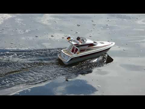 Rc Boot Graupner Salina Brushlees Antrieb Emssee Rheda-Wiedenbrück