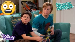 Katil Evimizde😱😨  İyi Şanslar Charlie  Disney Channel TR