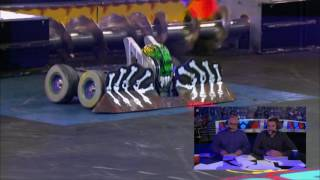 Walki robotów 🤖 Tombstone VS Witch Doctor 🤖 DTX