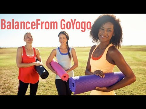 BalanceFrom GoYoga Mats (Best Yoga Mats) Review