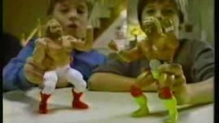1984-85 WWF LJN Wrestling Superstars Commercial