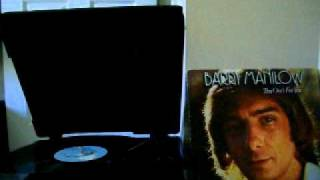 Barry Manilow - Looks Like We Made It (LP Record)