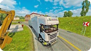 Scania R450 Tandem (ETS2) Euro Truck Simulator 2