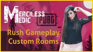PUBG MOBILE - SEASON 10 -  SUB GAMES - CUSTOM ROOMS