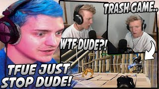 Ninja Is TIRED Of Tfue COMPLAINING About Fortnite & Explains Why It's KILLING The Game!