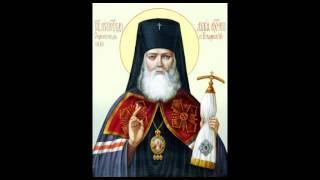 Молитва Святителю Луке (Войно Ясенецкому)(, 2013-10-04T16:24:21.000Z)