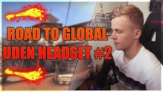 BLIVER SMADRET AF DEAGLE HEADSHOTS! *tilt* - UDEN HEADSET #2