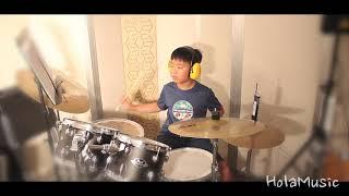 승준이의 멋진  드럼연주입니다!(Cover.도레미송)-…