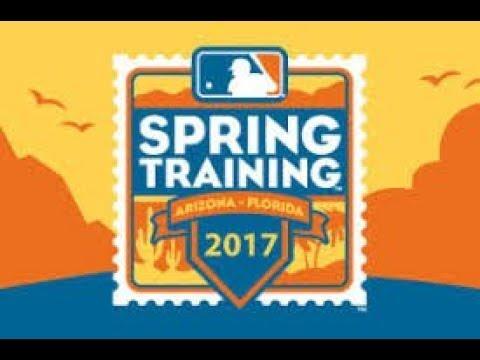 065874bbedd9b MLB Spring Training Ejections 2017 - YouTube