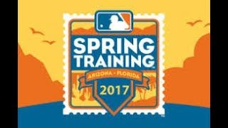 MLB Spring Training Ejections 2017