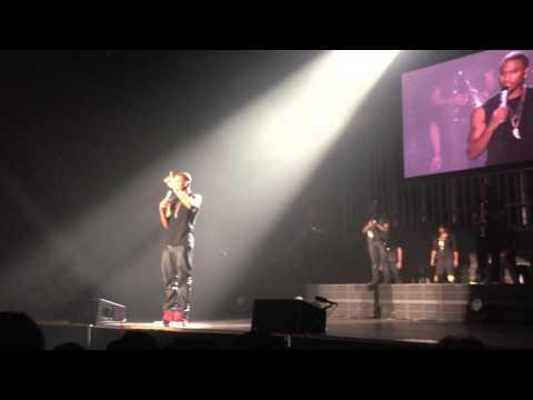 Trey Songz Chapter 5 Concert Hampton Coliseum