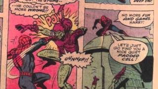 """Amazing Spider-man #180 """"Who Was That Goblin I Saw You With?"""" - Sixty Second Comics"""