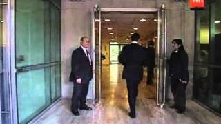 Responso Felipe Camiroaga 7 - El término de la ceremonia  / TVN Chile