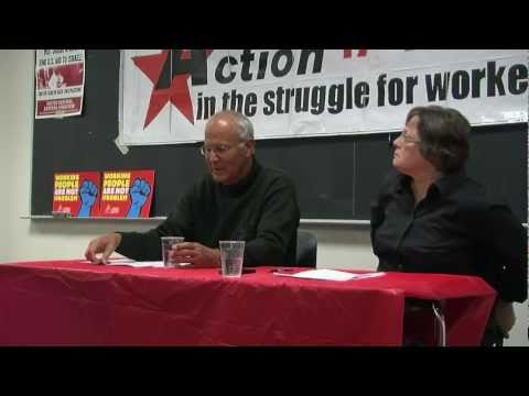 End the Occupations! Socialist Action Socialism 2011 PART 2