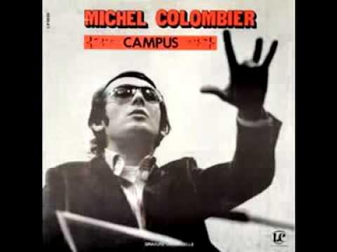 MICHEL COLOMBIER Du Fond De Mon Lit (1969)