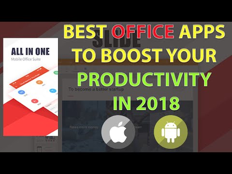 Best Office App For Android And IOS In 2019!