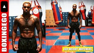 EWW: Jermall Charlo APPEARS MASSIVE @ Middleweight; Focused getting Canelo/GGG so they can't avoid