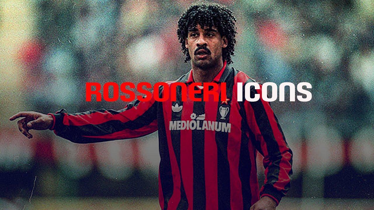 Rossoneri Icons | Frank Rijkaard