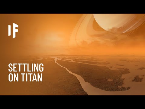 What If We Settled on Titan?