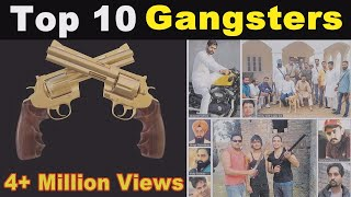 TOP 10 || GANGSTERS II IN PUNJAB || SEE THE DETAILS thumbnail