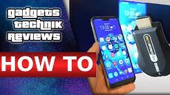 Handy mit Fernseher verbinden / NERO EASY STREAM FULL HD Test / Android & IOS mit TV verbinden