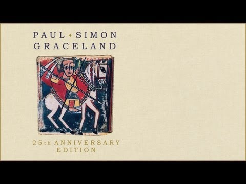 Paul Simon - Graceland 25th Anniversary ITunes LP