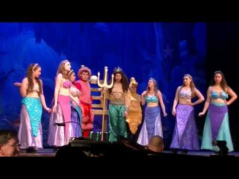 DAUGHTERS OF TRITON- THE LITTLE MERMAID