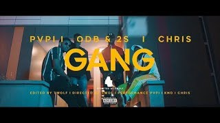 Pvpi - Gang Feat Odb, 2s & Chris  (Directed By TwoLF)