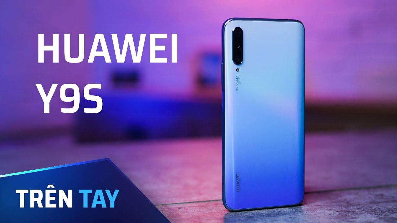 Huawei Y9s - may mắn hơn Mate 30