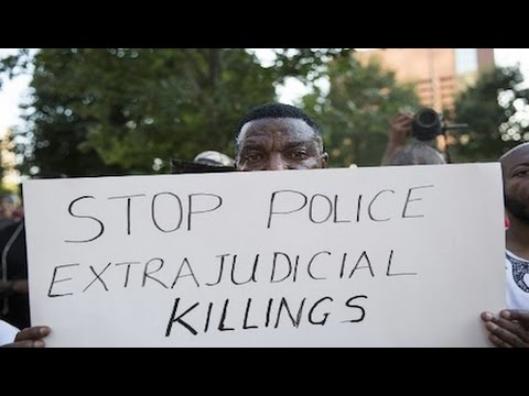 Activist: Organizing Local Communities is the Only Way to End Police Killings