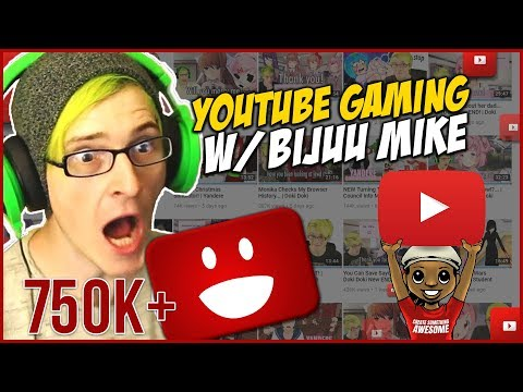 How to Grow a YouTube Gaming Channel In 2018 with Bijuu Mike
