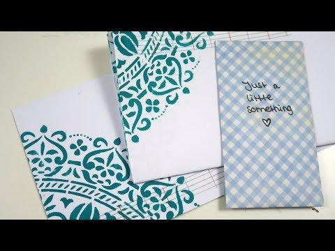 DIY Stationery ~ Penpal letter for Seher