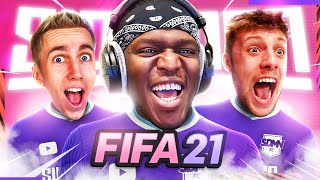 THE BEST CLUBS SERIES ON YOUTUBE IS BACK! (Sidemen FIFA 21 Pro Clubs)