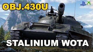 Obj.430U Stalinium World of Tanks Xbox One/Ps4