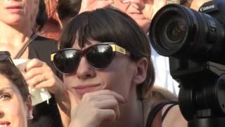 """De Magistris-show: """"Sembra che a Napoli non si sia votato: tengono paura"""""""