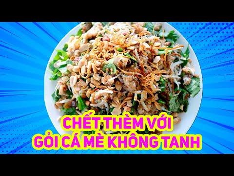 Gỏi Cá Mè Bắc Giang