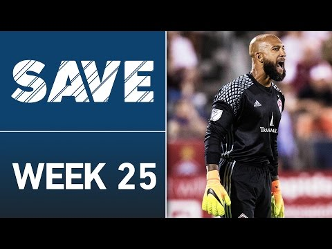 Tim Howard Amazing Penalty Save!