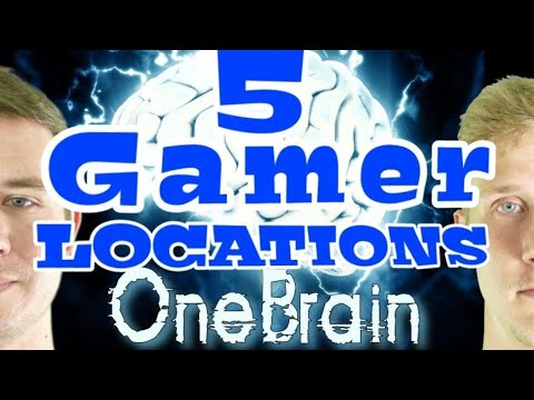 Die 5 besten Gamer-Locations in BERLIN // OneBrain
