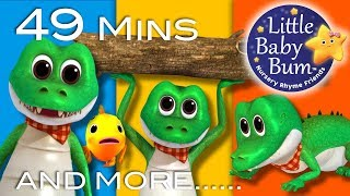 Learn with Little Baby Bum | Crocodile Song | Nursery Rhymes for Babies | Songs for Kids